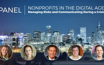 NONPROFITS IN THE DIGITAL AGE: Managing Risks and Communicating During a Crisis