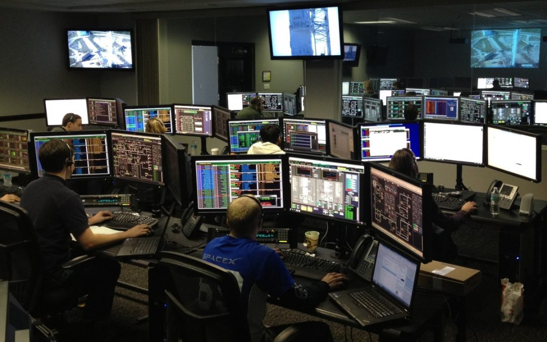 Top 5 Reasons to Update your Security Operations Center